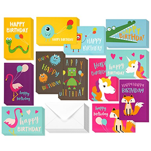 Bulk Box Set With Envelopes Included 4 X 6 Inches 48 Pack
